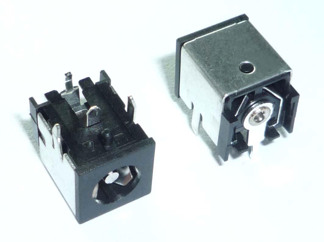 DC JACK HP PAVILION ZV5000 ZX5000 ZV5120 ZV5160 ZV5230 ZV5235 ZV5380 ZV5386 PLUG