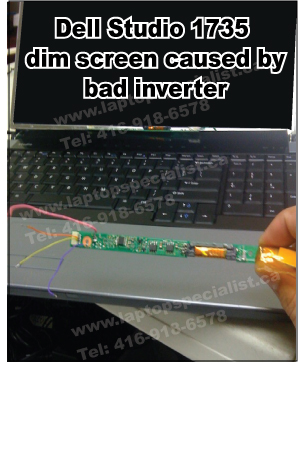 Laptop Inverter Repair or Replacement - Laptop Specialist